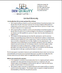 imm-limited-warranty