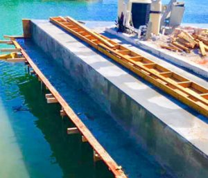seawalls construction detailss