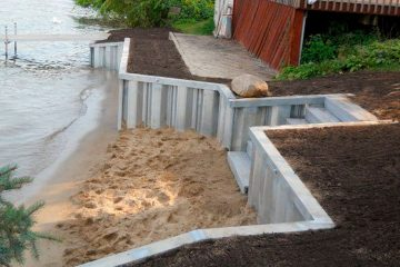 What Are the Different Types of Seawalls