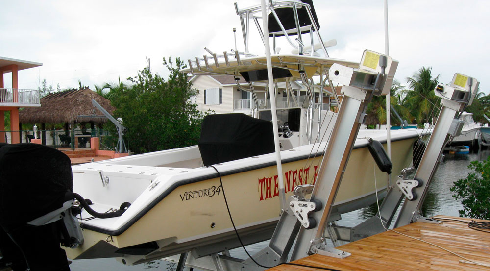 Types of Boat Lifts