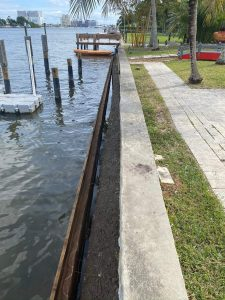 Sea Wall Repair