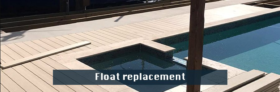 Float replacement