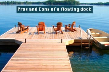 Pros and Cons of a floating dock
